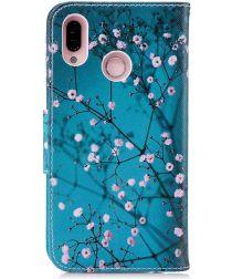 Huawei P20 Lite Telefoonhoesjes met Pasjes