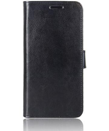 Huawei P20 Pro Portemonnee Hoesje Zwart