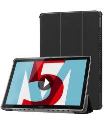 Huawei MediaPad M5 (10,8) Tri-Fold Front Cover Zwart