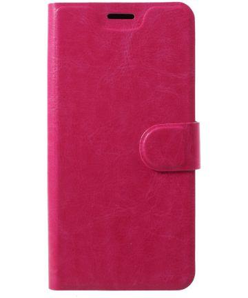 Motorola Moto E5 Flip Hoesje Roze