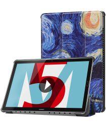 Huawei MediaPad M5 (10,8) Tri-Fold Front Cover Kunstwerk