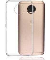 Motorola Moto G6 Hoesje Dun TPU Transparant
