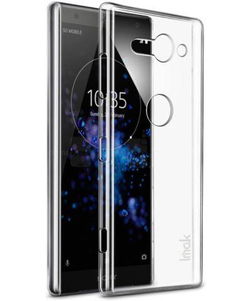 IMAK Crystal II Series Sony Xperia XZ2 Hoesje Hard Plastic Transparant