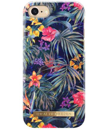 iDeal of Sweden iPhone 8 / 7 / 6(s) Fashion Hoesje Mysterious Jungle