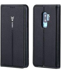 Gebei Samsung Galaxy S9 Plus Bookcase Zwart