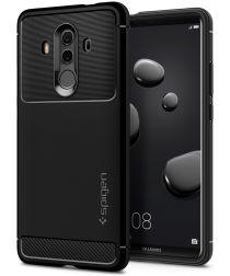 Spigen Rugged Armor Huawei Mate 10 Pro Hoesje Zwart
