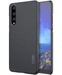 Nillkin Super Frosted Shield Huawei P20 Pro Zwart