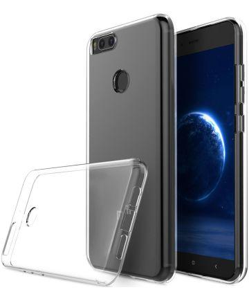 Huawei Y5 (2018) Hoesje Transparant