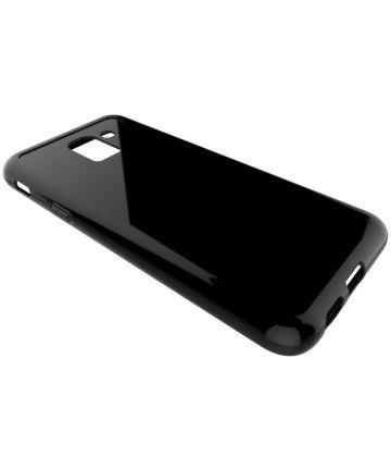 Samsung Galaxy J6 (2018) TPU Hoesje Zwart