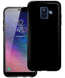 Samsung Galaxy A6 TPU Hoesje Zwart