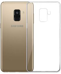 Samsung Galaxy A6 Hard Case Transparant
