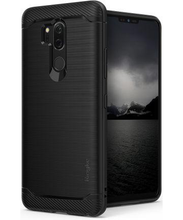 Ringke Onyx LG G7 ThinQ Hoesje Black