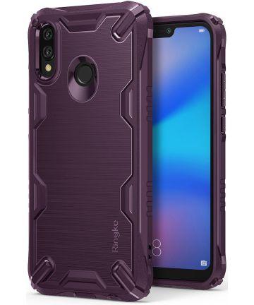 Ringke Onyx X Huawei P20 Lite Hoesje Lilac Purple