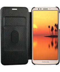 Motorola Moto G6 Play Book Cases & Flip Cases