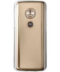 Originele Motorola Moto G6 Play Back Cover Transparant