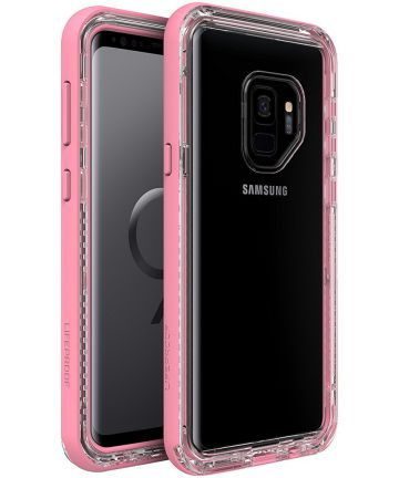 Lifeproof Nëxt Samsung Galaxy S9 Hoesje Cactus Rose
