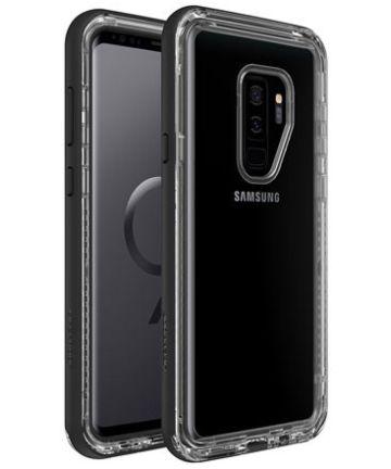 Lifeproof Next Samsung Galaxy S9 Plus Hoesje Black Crystal