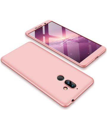 Nokia 7 Plus Matte Back Cover Roze Goud