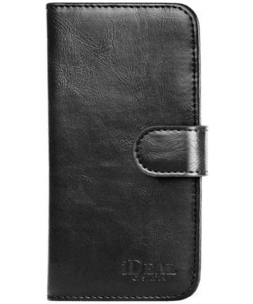 iDeal of Sweden iPhone 8 / 7 / 6(s) Magnet Wallet+ Hoesje Zwart