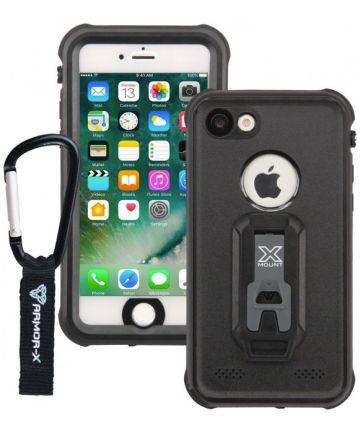 Armor X MX-Series Apple iPhone 8 / 7 Waterdicht Hoesje Zwart