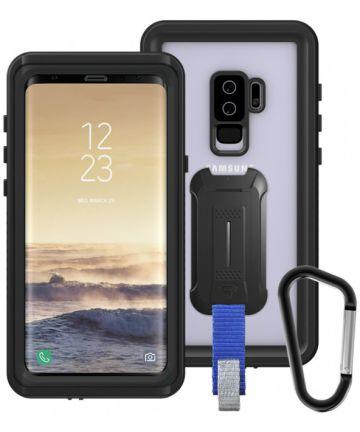 Armor X MX-Series Galaxy S9 Plus Waterdicht Hoesje Transparant Zwart Hoesjes