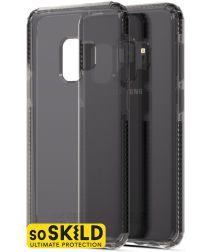 SoSkild Galaxy S9 Grijs Hoesje Defend Heavy Impact Backcover