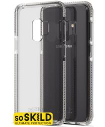 SoSkild Galaxy S9 Transparant Hoesje Defend Heavy Impact Backcover
