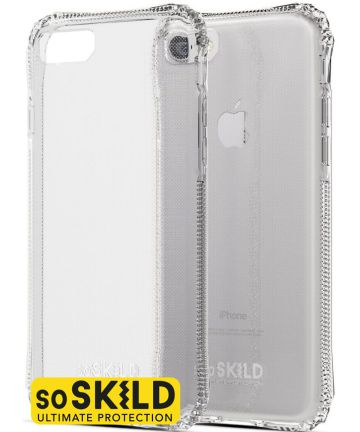 SoSkild iPhone 8 / 7 Transparant Hoesje Absorb Impact Backcover