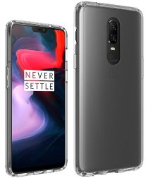 OnePlus 6 Backcover Hoesje Transparant