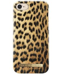 iDeal of Sweden iPhone SE 2020 Fashion Hoesje Wild Leopard