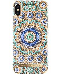 iDeal of Sweden iPhone XS / X Fashion Hoesje Moroccan Zellige