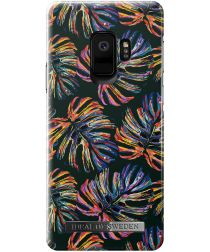 iDeal of Sweden Samsung Galaxy S9 Fashion Hoesje Neon Tropical