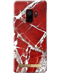 iDeal of Sweden Samsung Galaxy S9 Fashion Hoesje Scarlet Red
