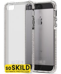 SoSkild iPhone 5/5S/SE Transparant Hoesje Defend Impact Backcover