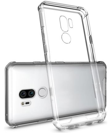 LG G7 Hoesje Armor Backcover Transparant