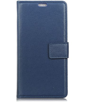 Samsung Galaxy J6 (2018) Book Cover Blauw