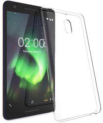 Nokia 2.1 Hoesje Dun TPU Transparant