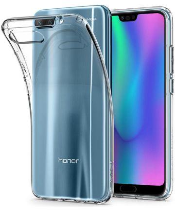 Spigen Liquid Crystal Honor 10 Hoesje Transparant