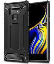 Samsung Galaxy Note 9 Hybride Hoesje Zwart