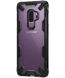 Ringke Fusion X Samsung Galaxy S9 Plus Hoesje Doorzichtig Zwart