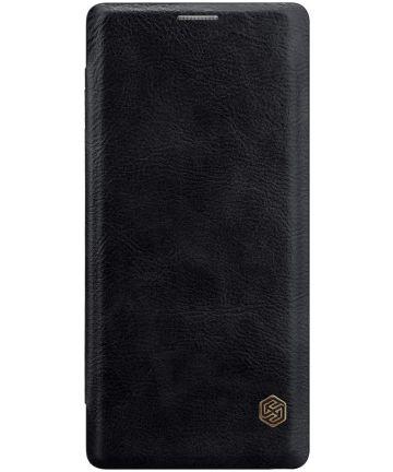 Nillkin Qin Series Flip Hoesje Samsung Galaxy Note 9 Zwart
