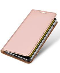 Dux Ducis Premium Book Case Samsung Galaxy J6 (2018) Hoesje Roze Goud