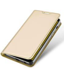Dux Ducis Premium Book Case Samsung Galaxy J6 (2018) Hoesje Goud