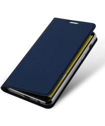 Dux Ducis Premium Book Case Samsung Galaxy J6 (2018) Hoesje Blauw
