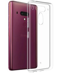 HTC U12+ Transparant Hoesje