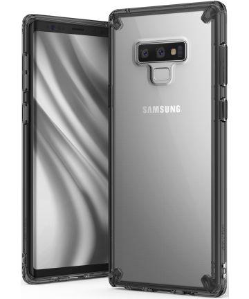 Ringke Fusion Samsung Galaxy Note 9 Smoke Black Hoesjes