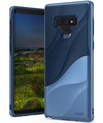 Ringke Wave Hoesje Samsung Galaxy Note 9 Coastal Blue