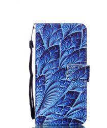Samsung Galaxy J6 (2018) Portemonnee Hoesje Bladeren