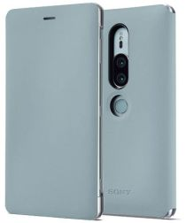 Sony Style Cover Stand SCSH30 Xperia XZ2 Premium Grijs