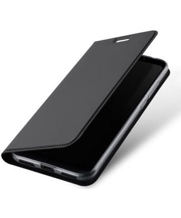 Dux Ducis Book Case Xiaomi Redmi 5 Plus Hoesje Grijs Hoesjes
